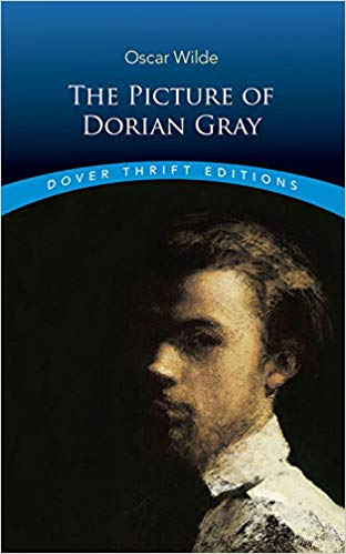 The picture of dorian grey book cover